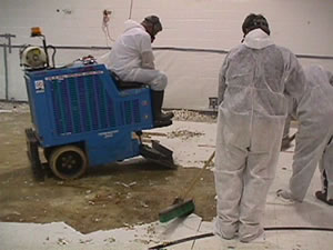 Asbestos and Lead Abatement Monitoring